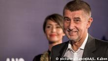 Tschechien Wahl Andrej Babis, ANO Partei