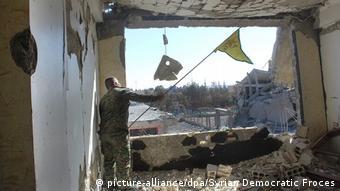 Syrien IS verliert inoffizielle Hauptstadt Al-Rakka