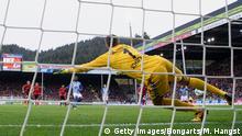 1. Bundesliga 9. Spieltag | SC Freiburg - Hertha BSC | ELFMETER Kalou, Hertha