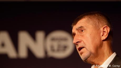 Популіст Андрей Бабіш став новим прем'єр-міністром Чехії