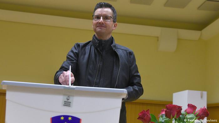 Slowenien Wahl | Marjan Sarec, Präsidentschaftskandidat