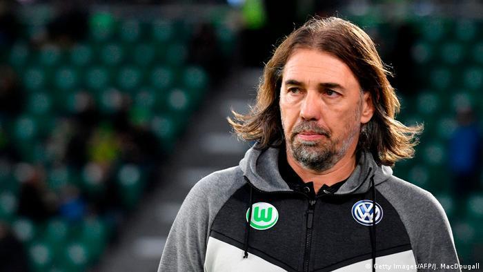 Martin Schmidt Wolfsburg
