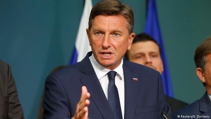 Borut Pahor, Slovenia's president