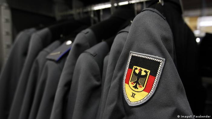 German military uniforms