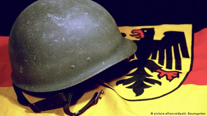 Symbolbild Bundeswehr (picture-alliance/dpa/U. Baumgarten)