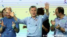 Argentinien Parlamentswahlen | Mauricio Macri