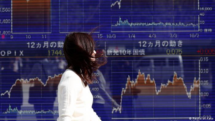 Nikkei board