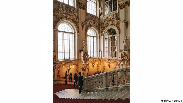 Лестница Зимнего дворца