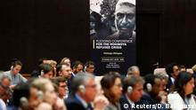 Schweiz UN-Geberkonferenz Rohingya Flüchtlinge