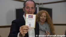 Referendum über mehr Autonomie in Italien