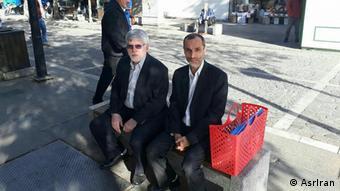 Iran - Hamid Baghaei / Hamid Baqai (AsrIran)