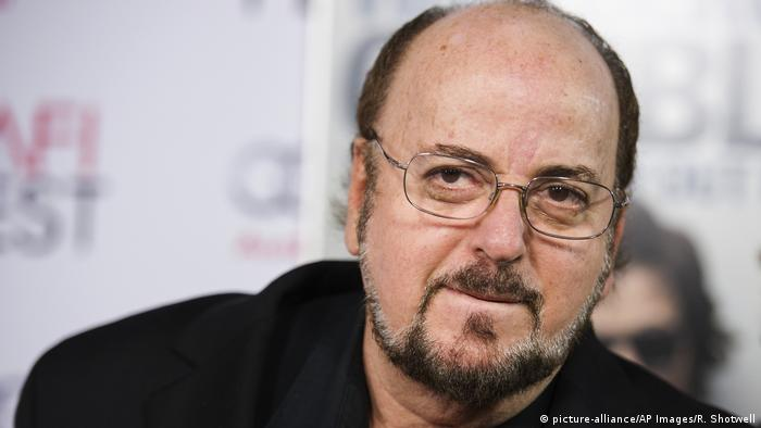 American screenwriter and film director James Toback (picture-alliance/AP Images/R. Shotwell)