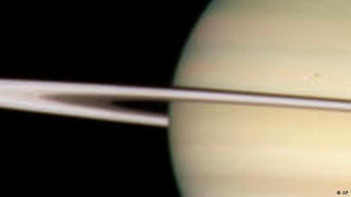 BdT Der Saturn und seine Monde