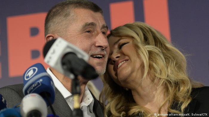 Андрей Бабиш с супругой