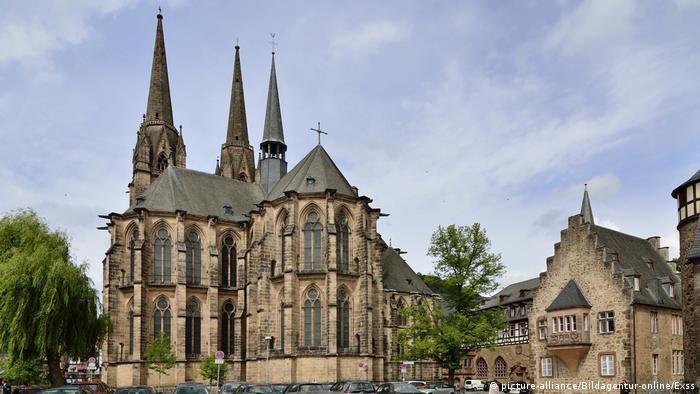 Церковь Святой Елизаветы, Марбург
