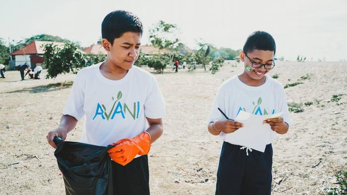 Bali Avani-Eco Plastikmüll (Avani-Eco)
