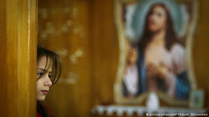U Iraku, Iranu, Afganistanu ili Pakistanu je teško biti kršćanin