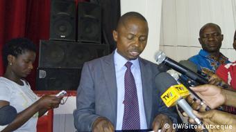Mosambik Manuel Tocova | Amtierender Präsident des Stadtrats von Nampula