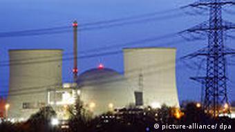 Atomkraftwerk in Biblis (Foto: dpa)