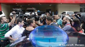 Brasilien Rios Polizei tötet Touristin aus Spanien (Reuters/R. Moraes)