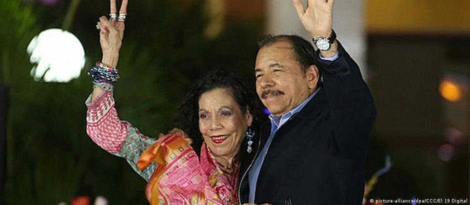 Casal Ortega e Murillo é extremamente popular no país, e parte da população os idolatra com fervor