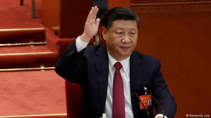 China: Xi Jinping