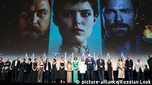 Russland St. Petersburg Premiere Kinofilm 'Matilda'