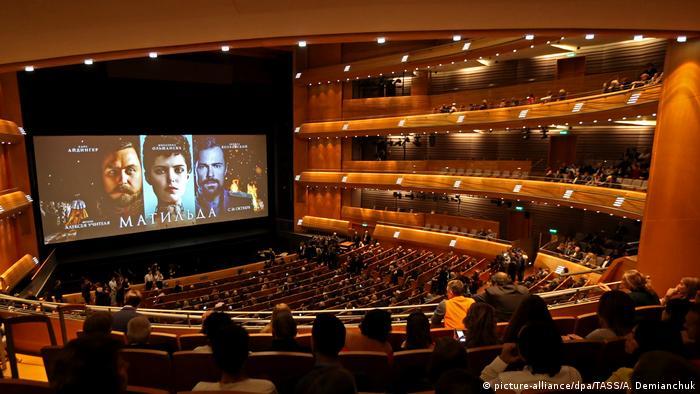 Russland St. Petersburg Premiere Kinofilm 'Matilda' (picture-alliance/dpa/TASS/A. Demianchuk)