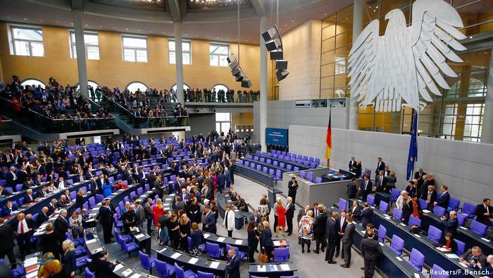 Bundestagssitzung Berlin (Reuters/F.Bensch)