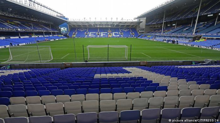 Goodison Park Stadion Fußball FC Everton (picture alliance/CITYPRESS 24)
