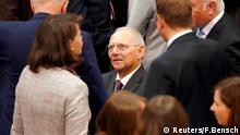 Bundestagssitzung Bundestag Berlin (Reuters/F.Bensch)
