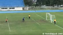 Screenshot Youtube le penalty le plus fou in football history (Youtube/jack 1000)