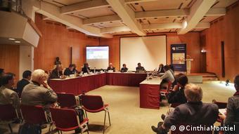 Symposium im Iberoamerikanisches Institut Berlin (@CinthiaMontiel)