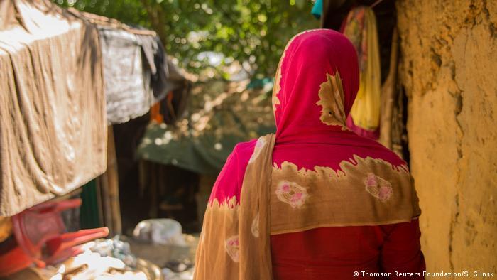 illegale Sexindustrie in Rohingya-Flüchtlingslagern (Thomson Reuters Foundation/S. Glinsk)