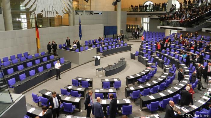 Dafür gibt der Deutsche Bundestag Geld aus