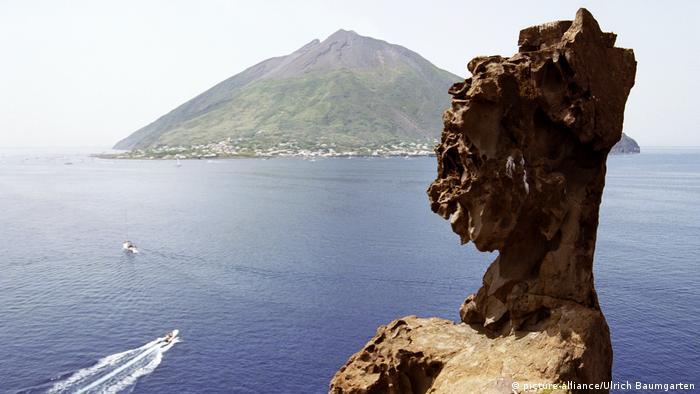 Italien Insel Stromboli