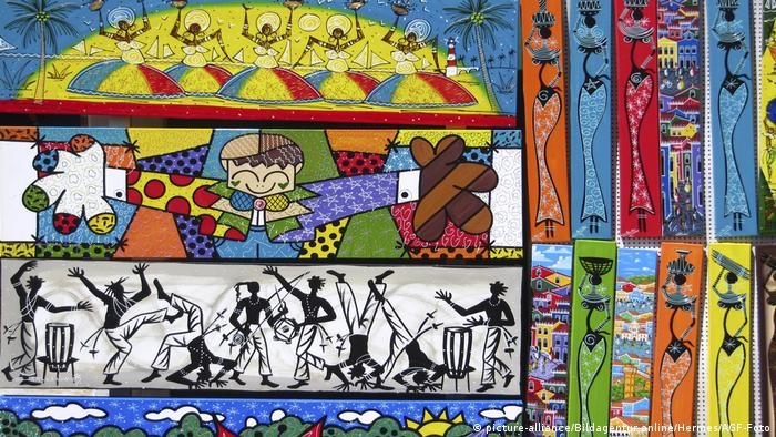 Brasilien Bahia handicraft
