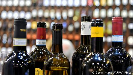 Veron Vinitaly Wein Ausstellung (Getty Images/AFP/V. Pinto)
