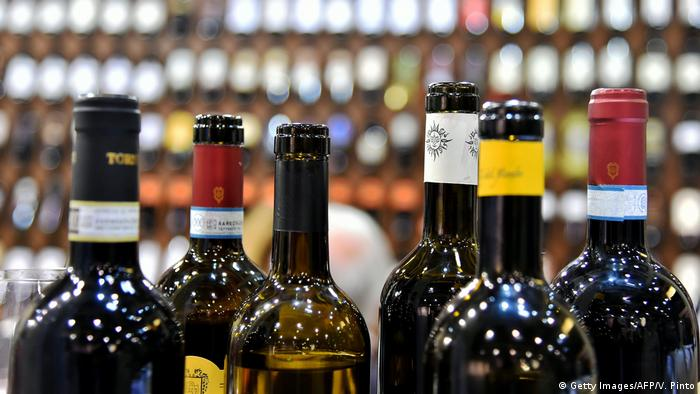 Global wine production slumped to its lowest level in 2017