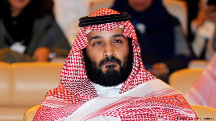 Riad Future Investment Initiative conference Mohammed bin Salman (Reuers/H. I Mohammed)