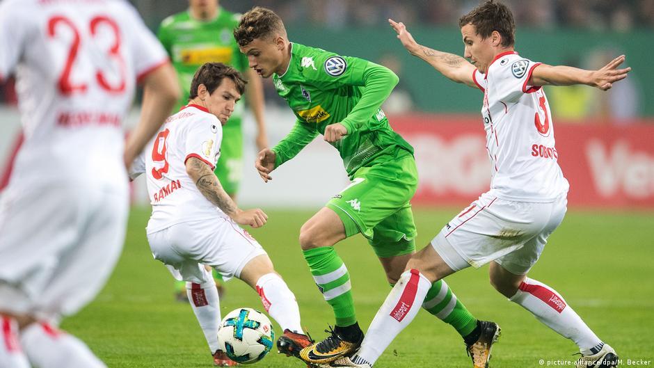 Five-star Borussia Dortmund progress - German Cup round-up