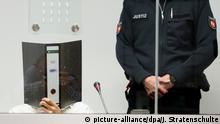 Deutschland 2015 | Prozess gegen ehemalige IS-Kämpfer | Ayoub B.