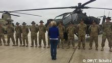 Belgien US Army Air Cavalry troops | US-Nato-Botschafter Kay Bailey Hutchinson