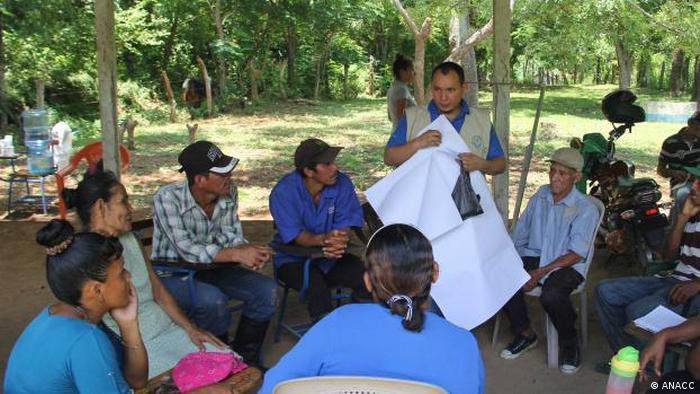 la Alianza Nicaragüense ante el Cambio Climático.