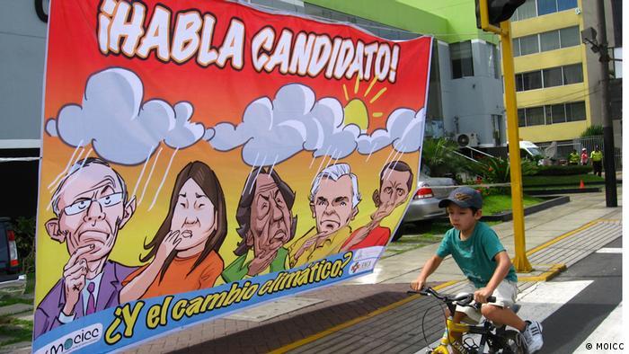Campaña ¡Habla candidato!