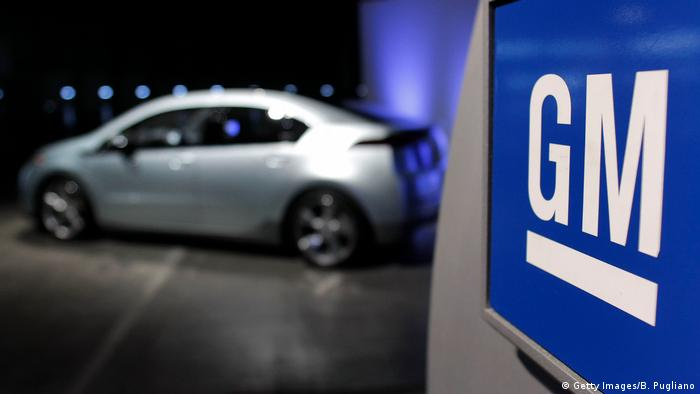 USA General Motors (Getty Images/B. Pugliano)