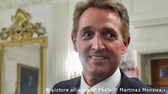 Arizona Senator Jeff Flake (picture alliance/AP Photo/P. Martinez Monsivais)