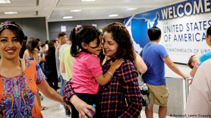USA nehmen Flüchtlingsprogramm wieder auf ARCHIV (Reuters/J. Lawler Duggan)