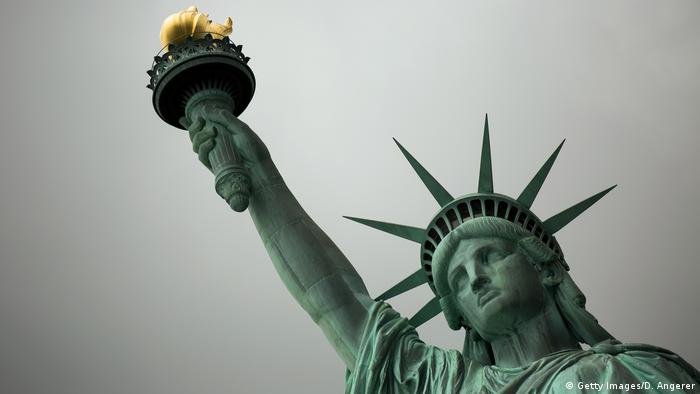 USA Freiheitsstatue (Getty Images/D. Angerer)