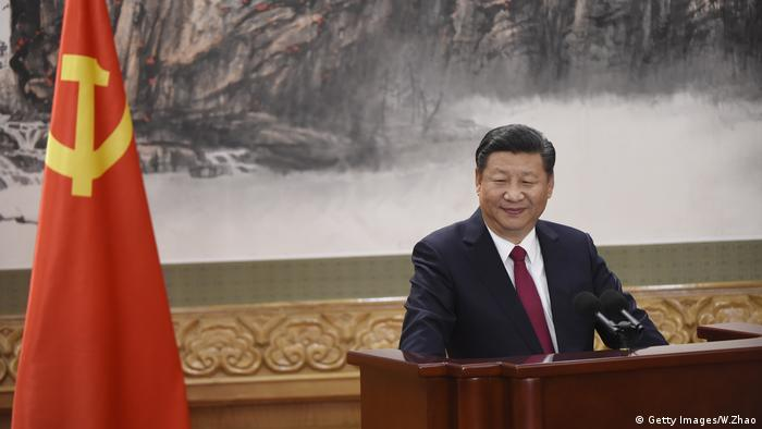 China Xi Jingping (Getty Images/W.Zhao)